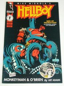 Hellboy: Seed of Destruction #2 FN - 1st appearance of Abe Sapien - Dark Horse