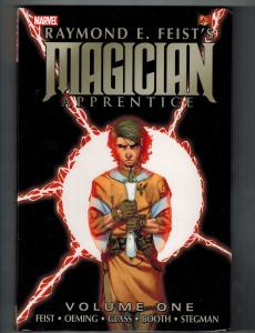 Magician Apprentice Dabel Brothers Pers. Coll. MARVEL Trade Paper Back Hardcover