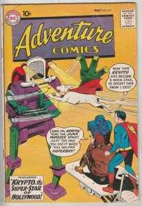 Adventure Comics #272 (May-60) VG+ Affordable-Grade Superboy
