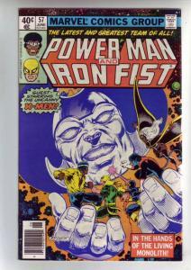 Power Man and Iron Fist #57 (Jun-79) VF/NM High-Grade Luke Cage, Iron Fist