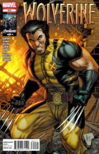 Wolverine (2012 series) #304, NM + (Stock photo)