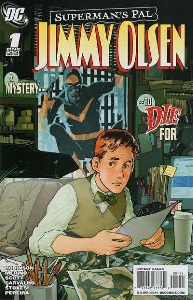 Superman's Pal Jimmy Olsen Special #1, NM (Stock photo)