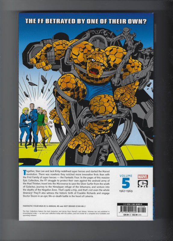 Fantastic Four: The Name Is Doom Trade Paperback