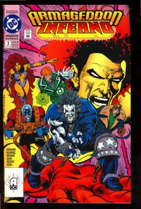 Armageddon: Inferno #3 (1992)