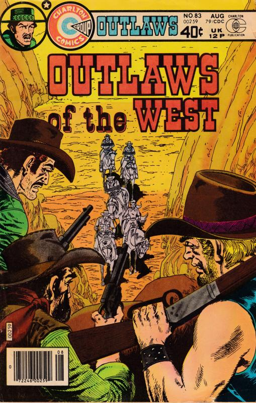 Outlaws of the West  The Storm