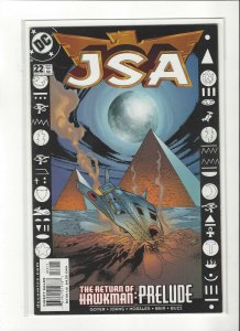 JSA #22 DC Comics  NM