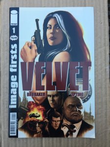Image Firsts: Velvet #1 (2014)