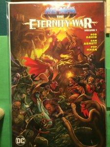 He-Man The Eternity War vol 1 Graphic Novel Brand New Never Read