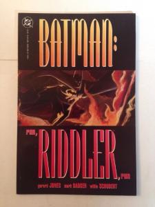 Batman Run Riddler Run #1 Near Mint