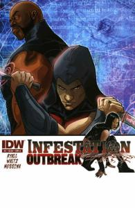 Infestation: Outbreak #2A VF/NM; IDW | save on shipping - details inside