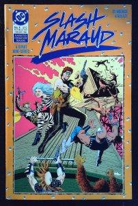Slash Maraud #4 (1988)