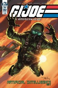 GI Joe A Real American Hero #262 Cvr A (IDW, 2019) NM
