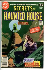 SECRETS OF HAUNTED HOUSE SPECIAL 1978-VF-DC VF