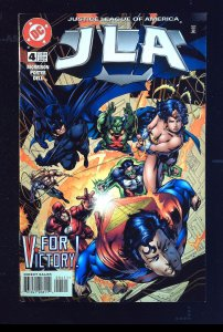 JLA #4 (1997)