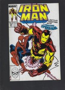 Iron Man #234 (1988)