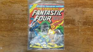 The Fabulous Fantastic Four # 11 Marvel Treasury Special Collectors Edition BW2