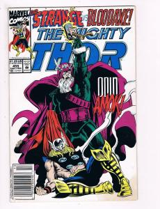 The Mighty Thor # 455 Marvel Comic Books Awesome Issue Modern Age WOW!!!!!!! S27