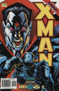 X-Man #19 VF/NM; Marvel | save on shipping - details inside