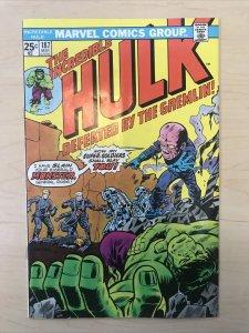 Incredible Hulk 187