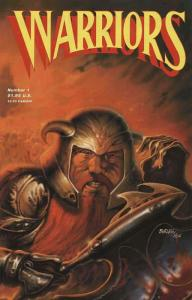 Warriors #1 VF/NM; Adventure | save on shipping - details inside