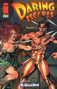Daring Escapes #2 VF/NM; Image | save on shipping - details inside