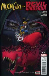 Moon Girl And Devil Dinosaur #18 VF/NM; Marvel | save on shipping - details insi