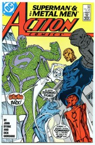 Action Comics 590 Jul 1987 NM- (9.2)