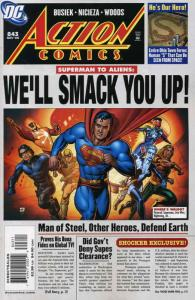 Action Comics #843 VF/NM; DC | save on shipping - details inside