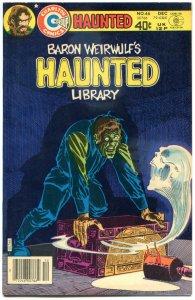 HAUNTED #46, FN/VF, Gone Guy, Horror, 1971 1979, more Charlton in store