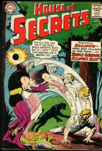 HOUSE OF SECRETS #70-ECLIPSO FN
