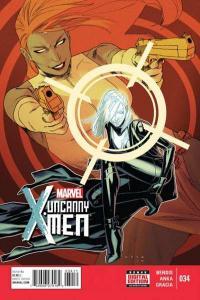 Uncanny X-Men (2013 series) #34, NM (Stock photo)