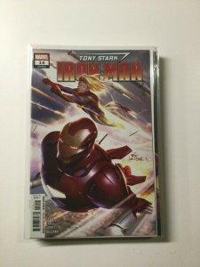 Tony Stark: Iron Man #14 (2019) HPA