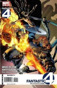 Fantastic Four (2003 series) #557, NM- (Stock photo)