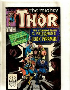12 Thor Marvel Comics #398 404 405 407 410 416 418 422 426 427 429 J369