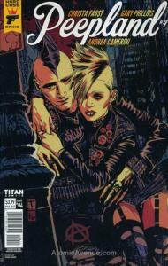 Peepland #4A VF/NM; Titan | save on shipping - details inside