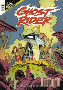 Ghost Rider (Semic) #12 VG; Semic | low grade comic - save on shipping - details