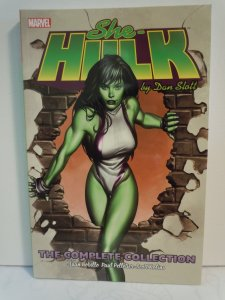 She-Hulk: The Complete Collection Vol.1 TPB