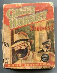Green Hornet Strikes Big Little Book 1940