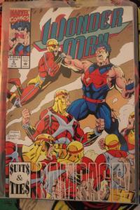Wonder Man 6 VG