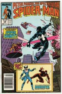 Spectacular Spider-Man #128 (Marvel, 1987) FN/VF