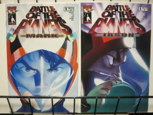 BATTLE OF THE PLANETS MARK / JASON PAC (2003 IM) A.ROSS