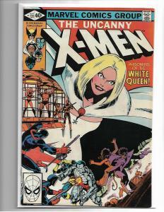 Uncanny X-men # 131 - FN - BYRNE/CLAREMONT - WHITE QUEEN - BRONZE AGE KEY