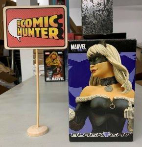 Marvel Universe Black Cat Bust Limited Edition