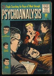 Psychoanalysis #4 GD/VG 3.0