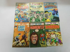 DC First Issue Special near set #1-13 missing #8 avg 4.0 VG (1975)