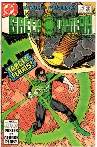 Green Lantern #174 (1960 v2) Len Wein Dave Gibbons Javelin Shark NM