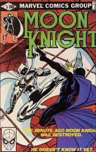 Marvel MOON KNIGHT (1980 Series) #9 VG+
