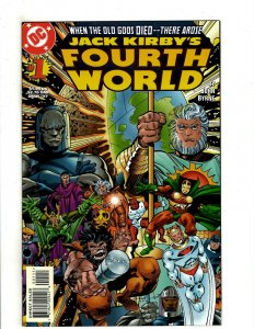 12 Jack Kirby's Fourth World DC Comics # 1 2 3 4 5 6 7 8 9 10 11 16 RB15