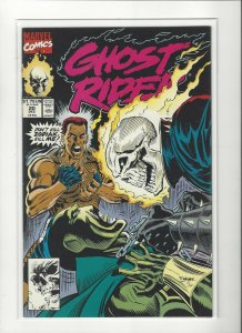 Ghost Rider (1990 series) #20  NM Near Mint condition. Marvel comics