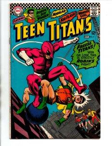 Teen Titans #5 - Nick Cardy - 1966 - FN